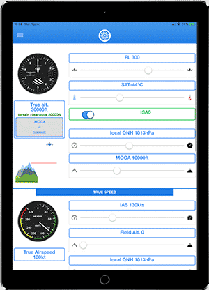 FlightLog Pilot App Tools Page